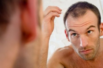 Cách chữa trị rụng tóc, tóc thưa, nhiều dầu