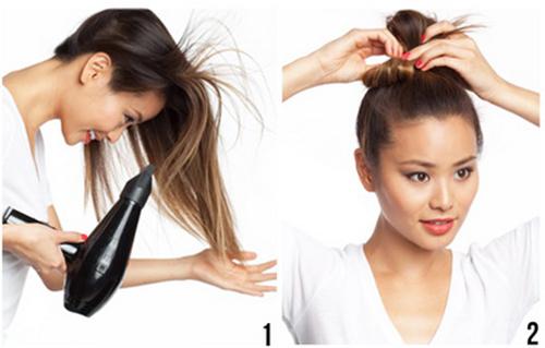 10 phút để có mái tóc bồng bềnh dạo phố - 1