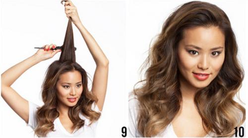 10 phút để có mái tóc bồng bềnh dạo phố - 5
