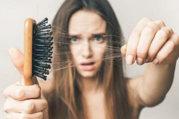 Rụng tóc không rõ nguyên nhân