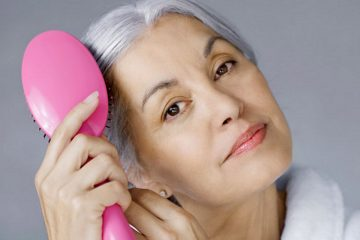 Tóc rụng trơ da đầu cũng sẽ mọc lại dày dặn nếu biết cách của bà lão này