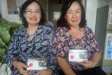 Hai chị em U80 còn hồi sinh được mái tóc, chẳng lẽ bạn lại không?